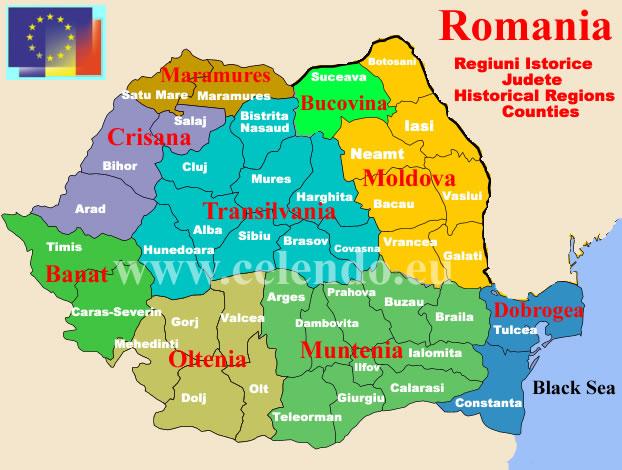 Eu and I Romania