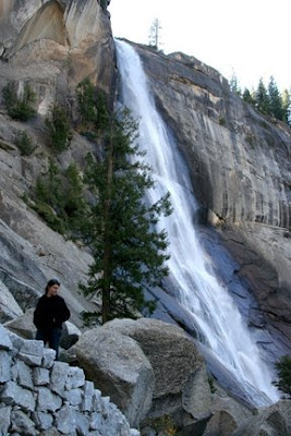 travel california  Travelogue: Yosemite National Park, CA (October 2005)