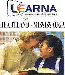 Sponsored by LEARNA HEARTLAND CENTRE