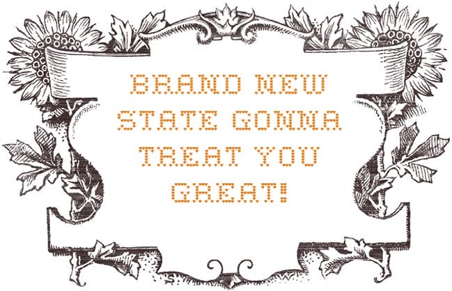 Brand New State Gonna Treat You Great!