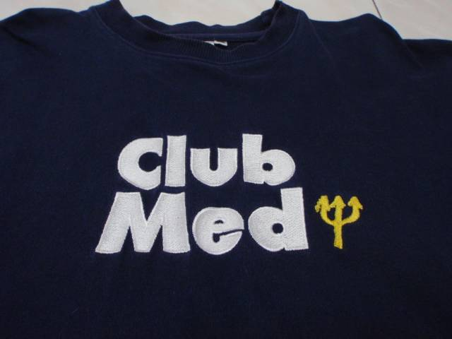 MingFD3S Garage Original Club Med T Shirt