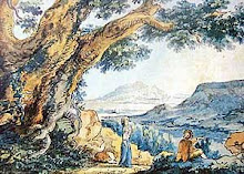 Landscape by Goethe
