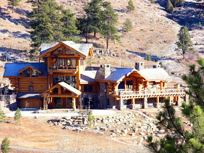 Cabin Homes  Sale on Building A Log Cabin  Amazing Log Homes