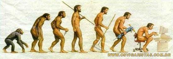Vamos evoluir juntos?