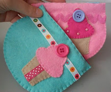 felt coin purse TOTURIALs