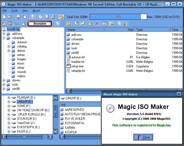 magic.iso torrent