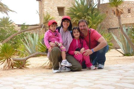 in viaggio a Djerba, Tunisia. Aprile 2010