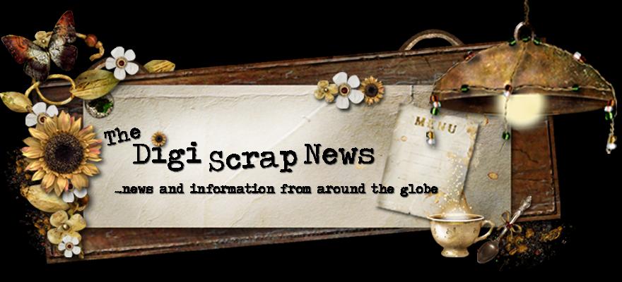 The Digi Scrap News