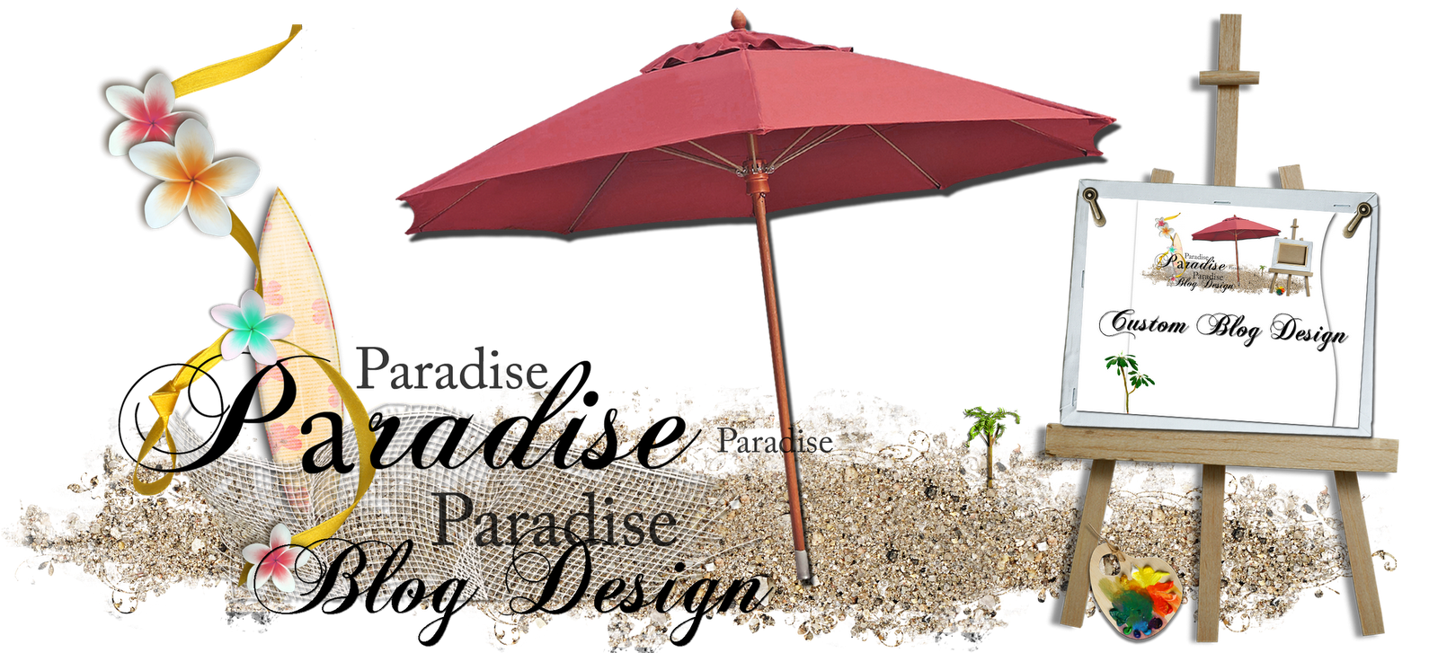 PBD Headers, Backgrounds and Freebies