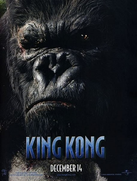King Kong 2005 Extended BRRip 720p - FreSH