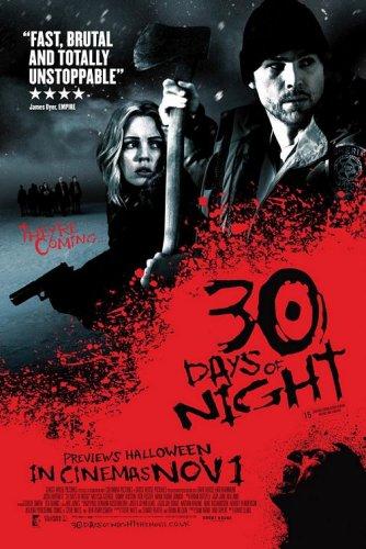 30 dias de noite poster06 30 Dias de Noite 2 Dias Sombrios Legendado
