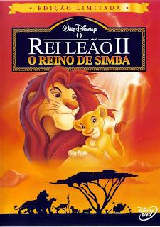 O Rei Leão 2 O Reino de Simba Dublado