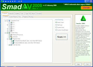 Antivirus smadav 2009 rev 1