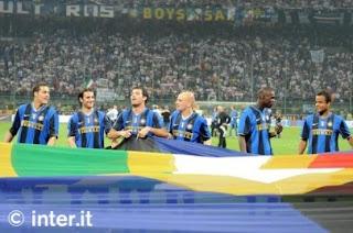 Inter Milan scudetto liga Italia seri a 2009