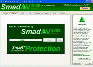 Download smadav 2009 rev. 6