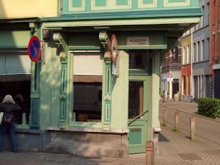 Kloosterstraat...