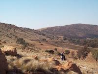 Kgaswane Mountain Reserve, 8 juli 2009