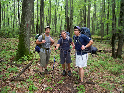Grobe Anglers And Adventures: Quebec Run Backpacking Loop