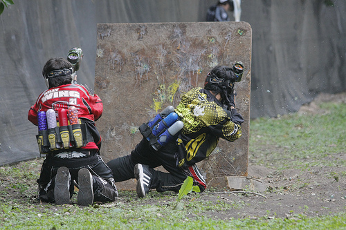 XR-Paintball by magoexperto