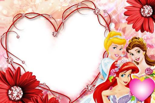 Moldura Em Png Das Princesas Da Disney Ptaxdyndnsorg