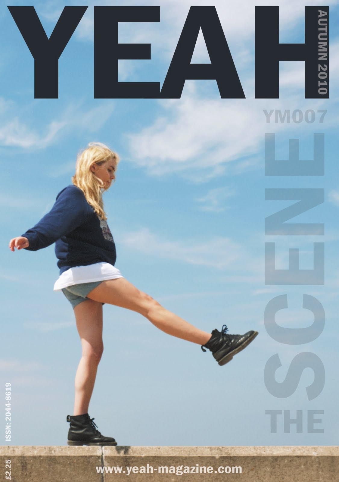 YEAH Magazine