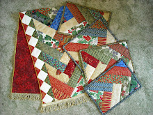 Christmas Tablerunner &amp; Placemats