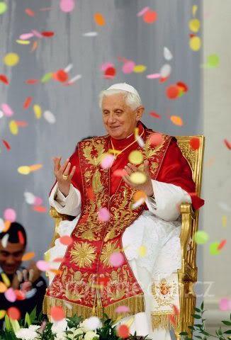Pope Emeritus Benedict