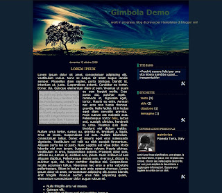 tyemplate screenshot