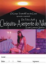 Cleópatra- A Serpente do Nilo (De: Fábio Aiolfi)