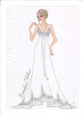 Design   Bridesmaid Dress on Little Bit Daring Tapi Leh Je Add Sleeves For Those Yang Nakkan Gaya