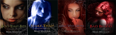 Interview & Giveaway with Mari Mancusi