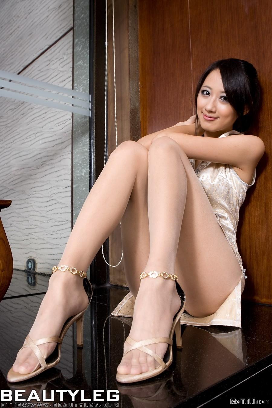 long leg girl picture
