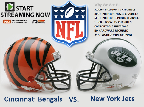 cincinnati bengals wallpaper. Watch Cincinnati Bengals vs New York Jets Live NFL Stream Week 12 on Web