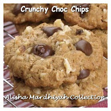 CRUNCHY CHOC CHIPS