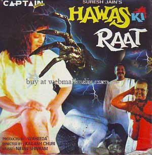 Hawas Ki Raat 2001 Hindi Movie Online Watch