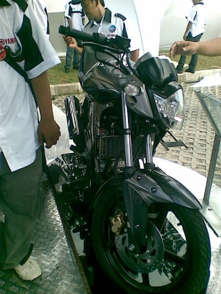 Foto Yamaha Vixion 2010
