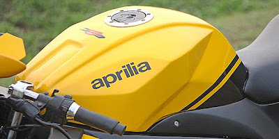 New Honda Tiger Modification View with Aprilia