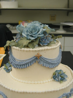 The Wilton Wedding Cake Project