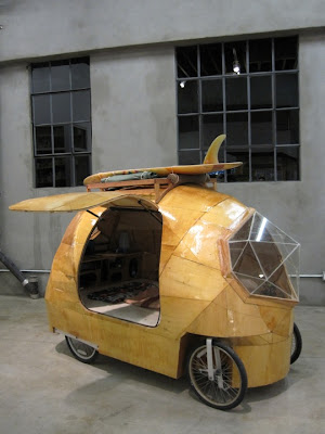 Electric Camper Pod by Jay Nelson