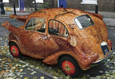 VW Chicken Car