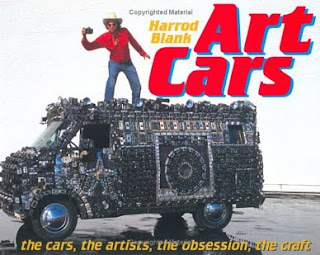 Art Car Book by Harrod Blank - A must have for your coffee table