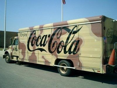 Coca-Cola Delivery Assault Vehicle or CCDAV