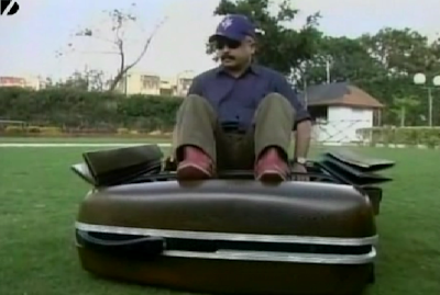 Suitcase Car from India