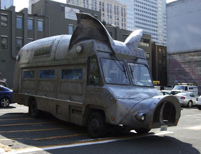 Pig Food Art Truck - The MaximusMinimus