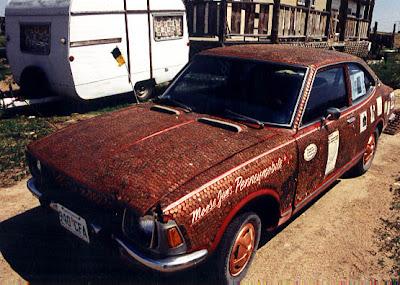 Pennymobile Art Car