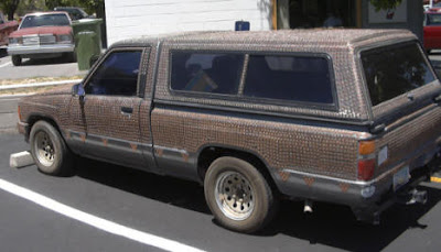 Penny Art Truck by T Stone