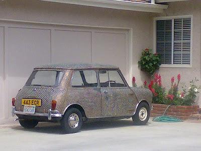 Penny Mini Art Car