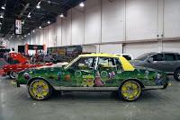 SpongeBob Impala Art Car