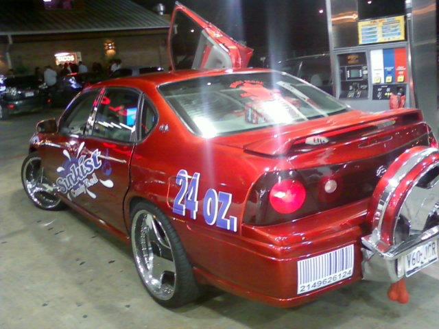 24oz Sunkist Impala