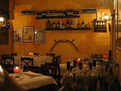 Ristoranti milano for Arredamento ristorante rustico